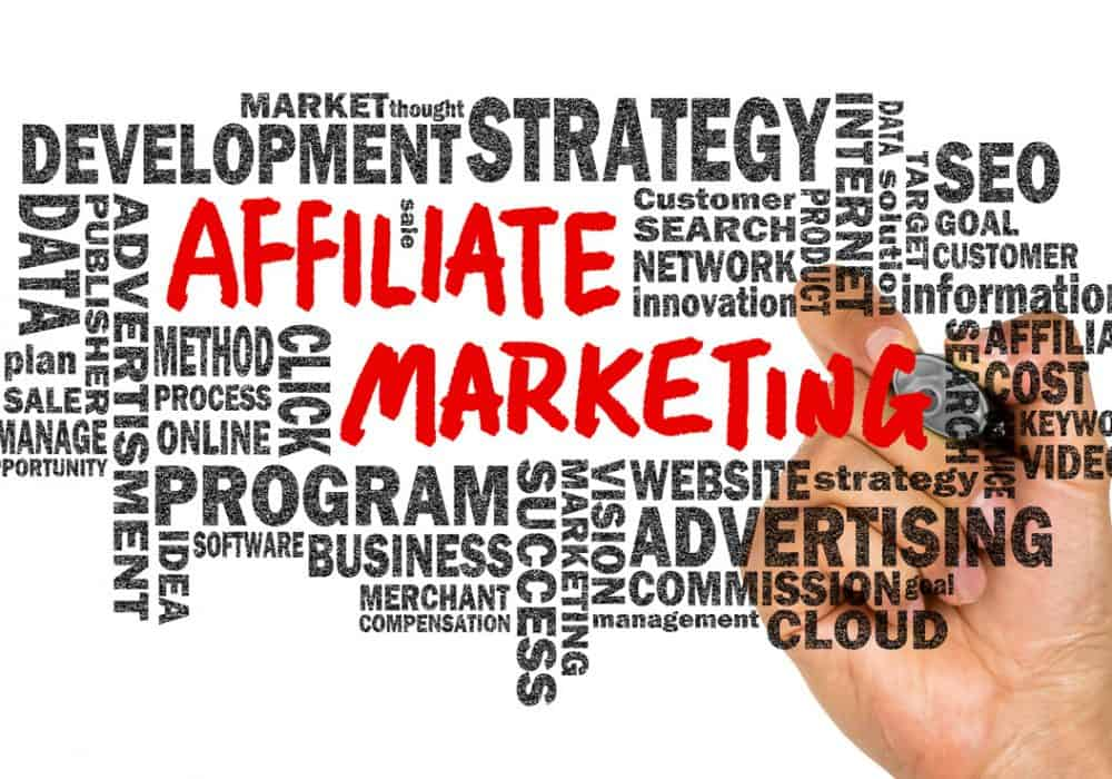 affiliate marketing with email marketing